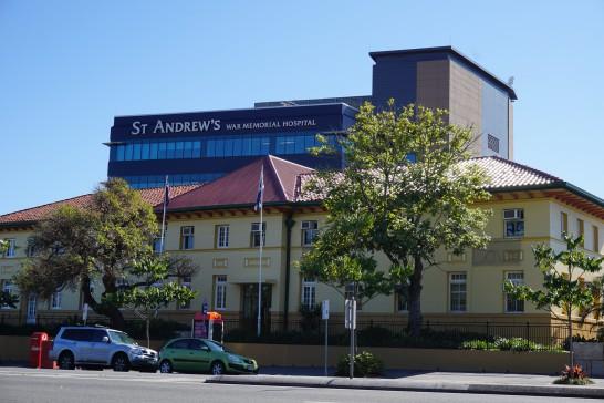 ブリスベン 病院