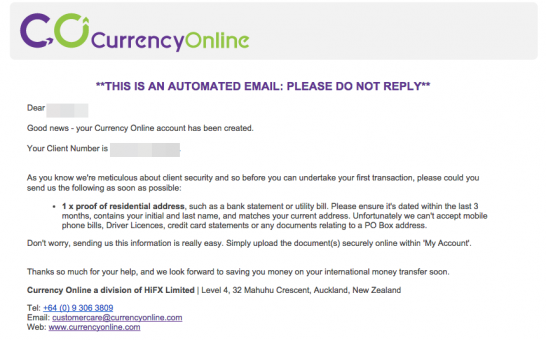 currency online mail1