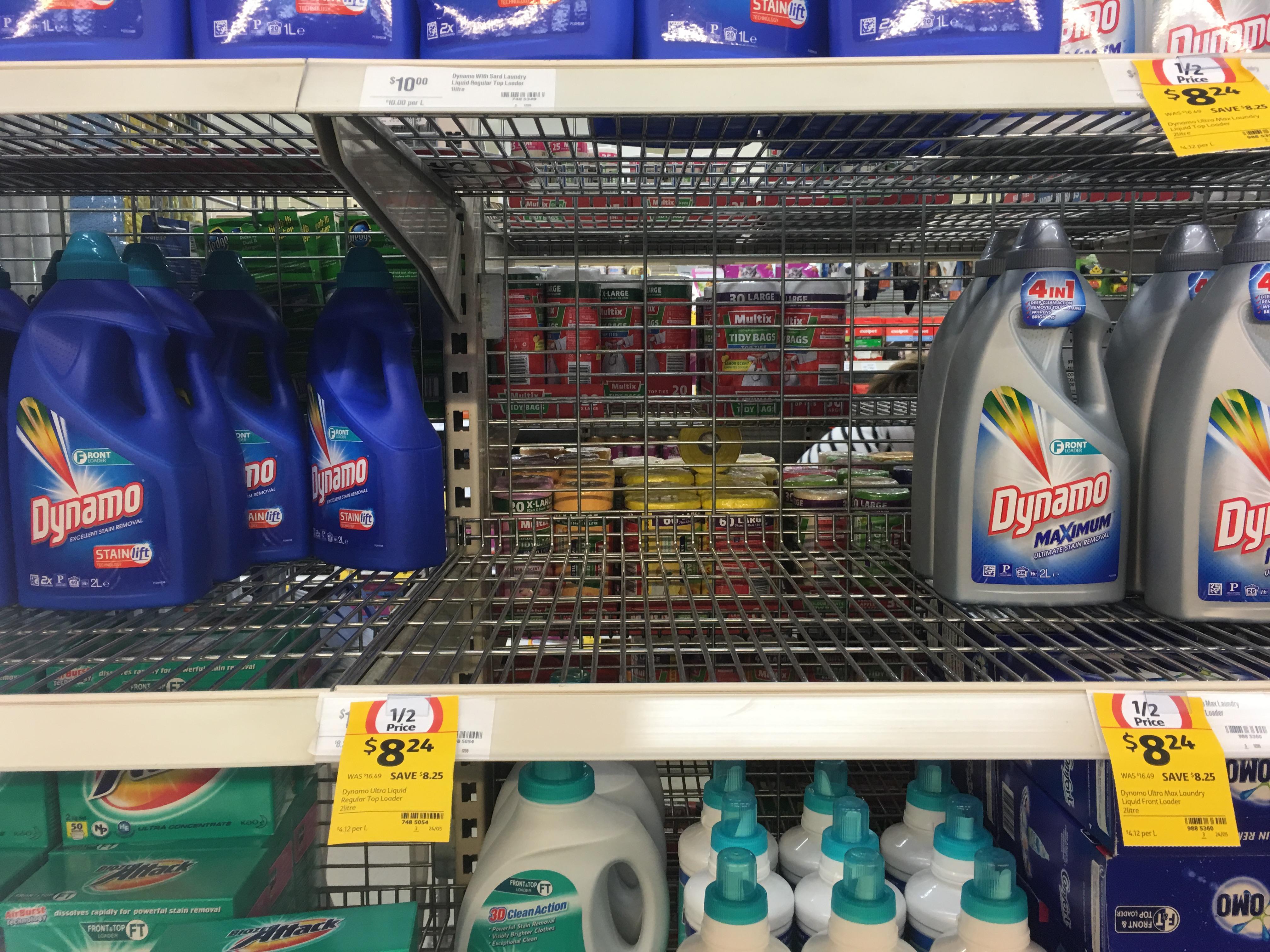 オーストラリア 洗剤