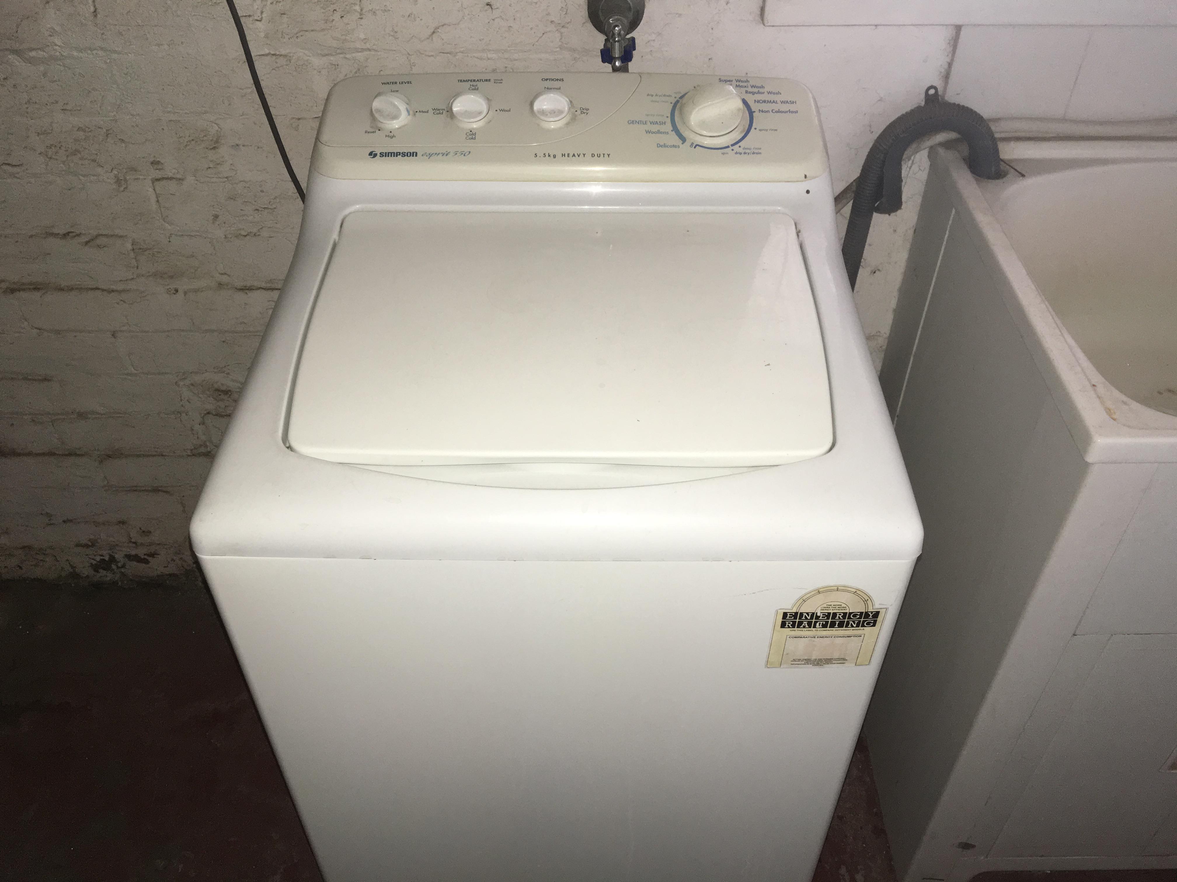 オーストラリア 洗濯機