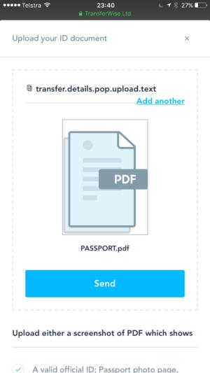 transferwise 海外送金