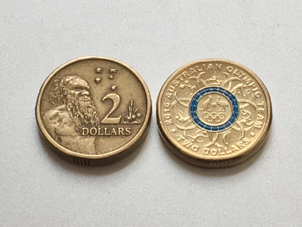 オーストラリア 硬貨