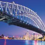 ハーバーブリッジ シドニー 橋