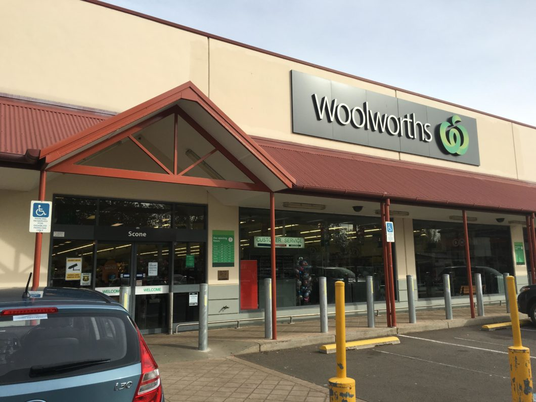 オーストラリア woolworths
