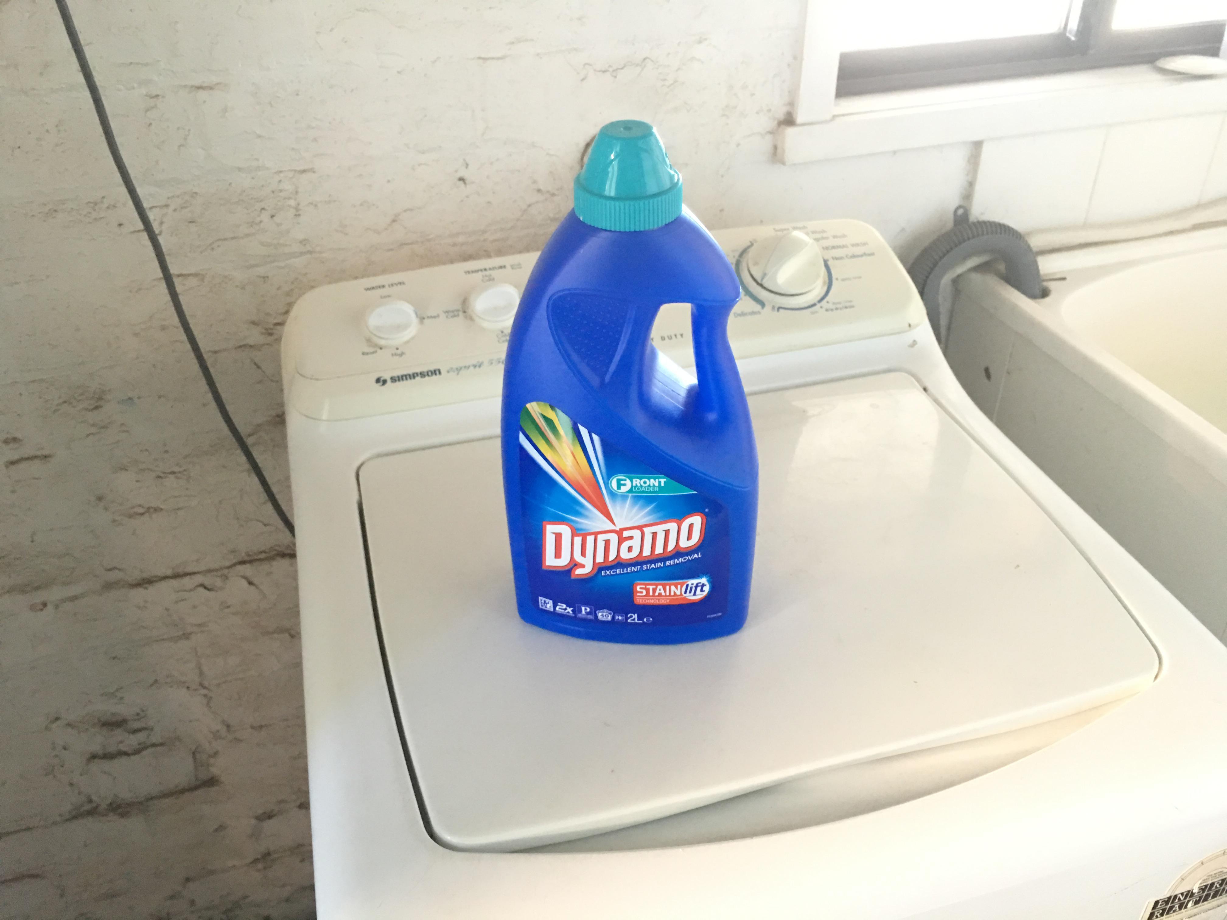 オーストラリア 洗剤 ダイナモ