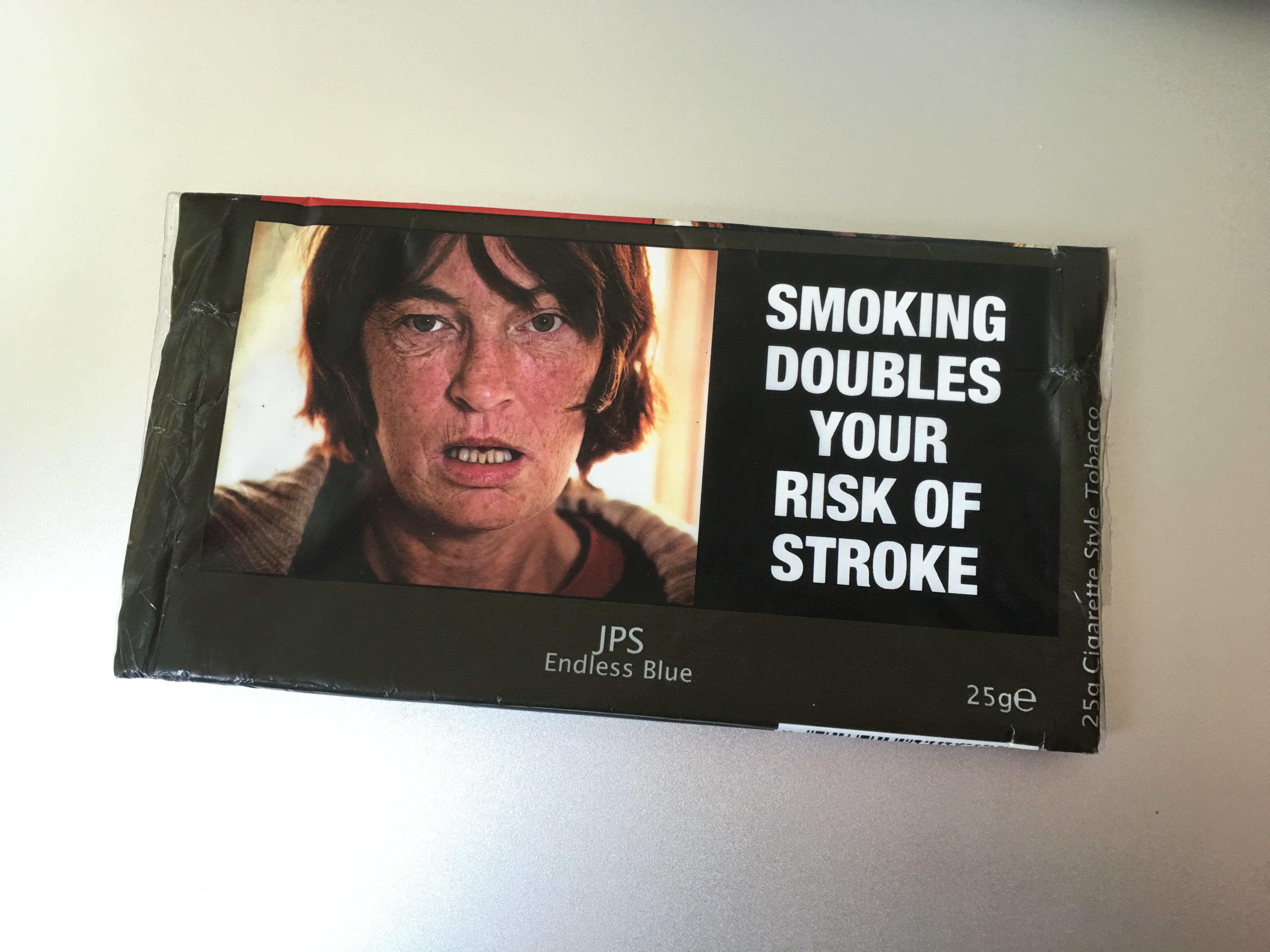 オーストラリア タバコ
